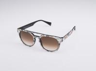 occhiale da sole italia independent unisex camosciato