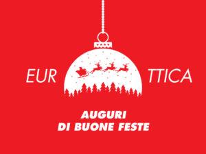 I migliori auguri di buone feste!